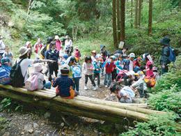古賀志山登山